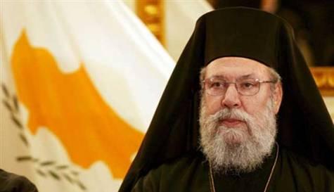 Başpiskopos Hrisostomos: Türkler aklını başına toplasın