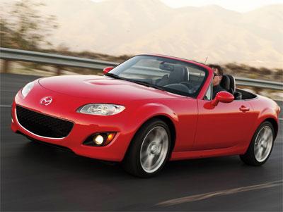 Guinness'e giren Mazda 25 yaşında