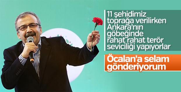 Sırrı Süreyya Önder, Öcalan'a selam yolladı