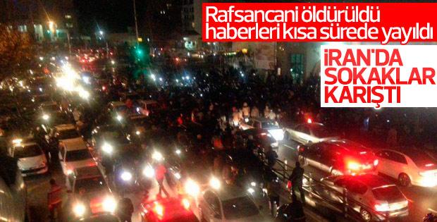 İran eski Cumhurbaşkanı Rafsancani hayatını kaybetti