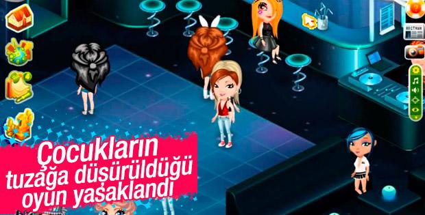 Facebook'ta oynanan Avataria oyunu yasaklandı