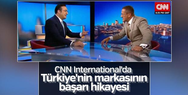 THY Yönetim Kurulu Başkanı İlker Aycı, CNN'e konuk oldu