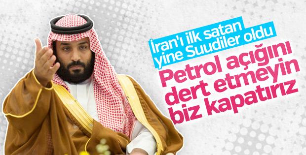 Suudi Arabistan: İran sonrası petrol açığını kapatırız