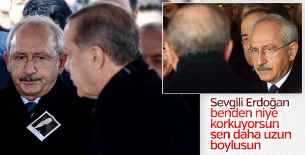 Kemal Kılıçdaroğlu grup toplantısında Erdoğan'a seslendi