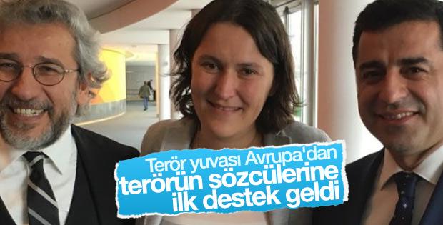 Kati Piri'den HDP'ye yapılan operasyona tepki