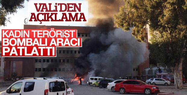 Adana Valiliği'nden saldırıyla ilgili açıklama