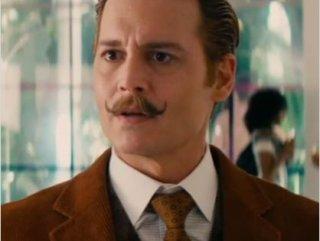 Yeni Bir Johnny Depp Filmi Mortdecai Izle