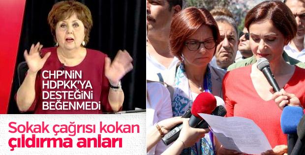 CHP'nin 81 ilde Soylu protestosunda organize sorunu