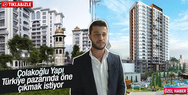 Çolakoğlu Yapı Türkiye pazarında öne çıkmak istiyor