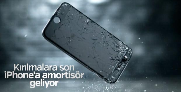 Apple, iPhone için amortisör mekanizması geliştirecek