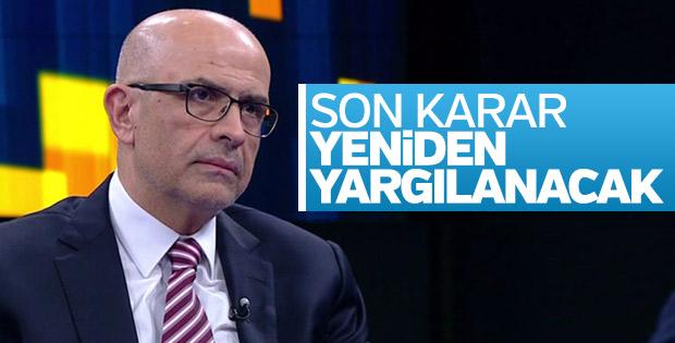 Enis Berberoğlu, 1 Aralık'ta hakim karşısına çıkacak