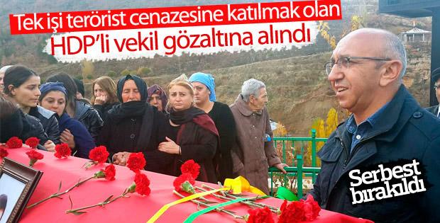 Gözaltına alınan HDP'li Önlü serbest bırakıldı