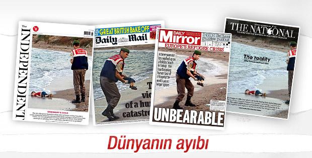 Bodrum'da hayatını kaybeden kardeşlerin ölümü dünya basınında