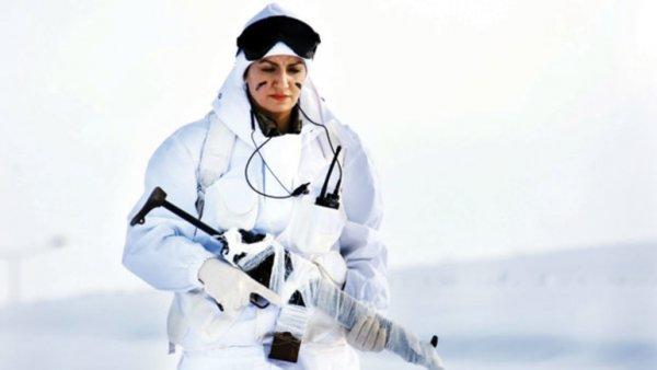 Van'ın ilk kadın komutanı Sümeyra Karlı