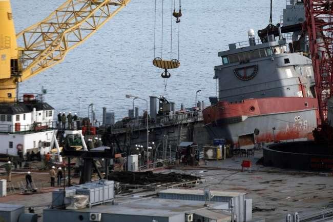 Römork faciasında yeni iddia: Gemi dalga oluşturdu