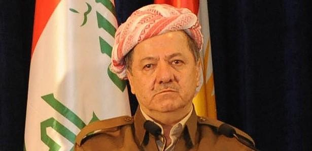 Mesut Barzani'den ABD'ye rest