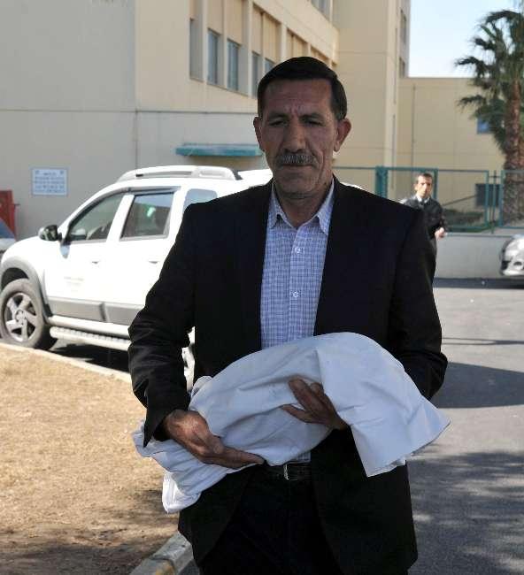 Antalya'da bir bebek feci şekilde can verdi