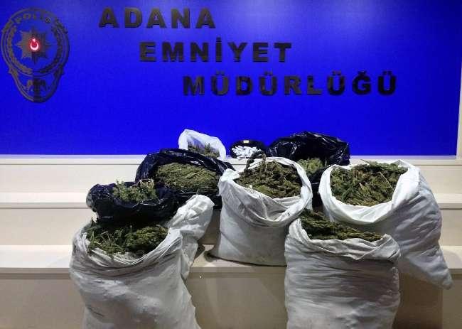 6 ilde uyuşturucu operasyonu yapıldı: 24 gözaltı