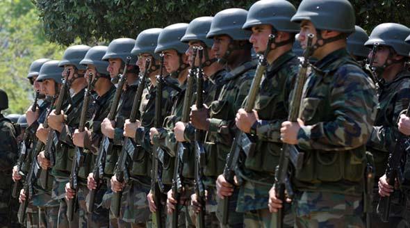 Askerlik Kanunu Tasarısı kabul edildi