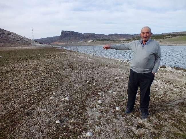Porsuk Barajı'nda kritik durum