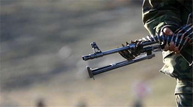 Tokat'ta asker kaza kurşunuyla öldü
