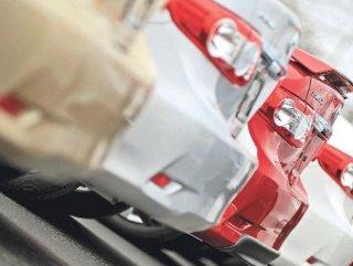 2013'te otomotivde en çok hangi renk satıldı