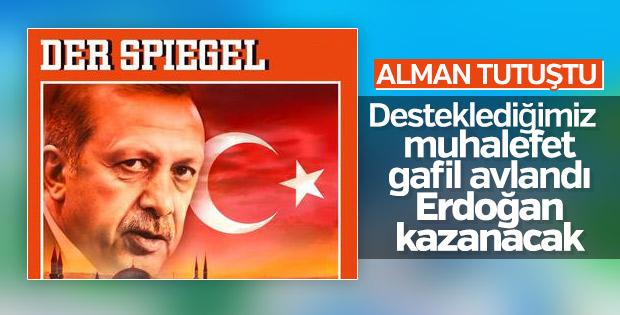 Der Spiegel: Erdoğan seçimleri kazanacak