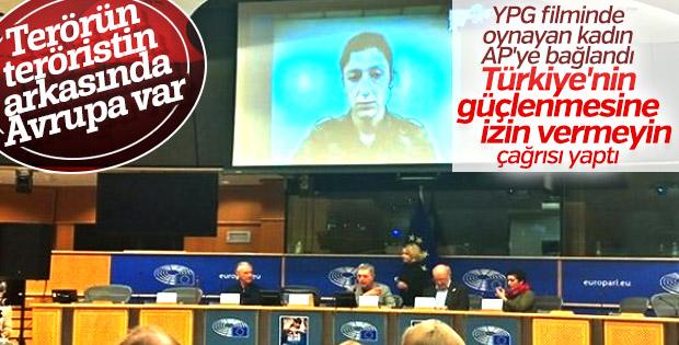 AP'de terör propagandası: PKK belgeseli gösterildi