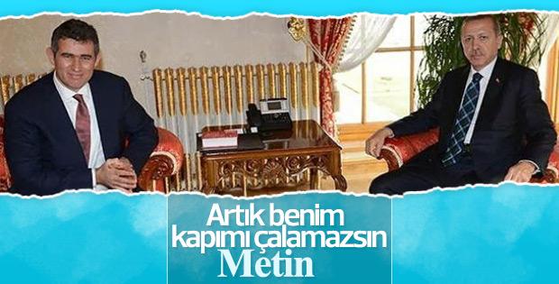 Cumhurbaşkanı Erdoğan'dan Metin Feyzioğlu'na tepki