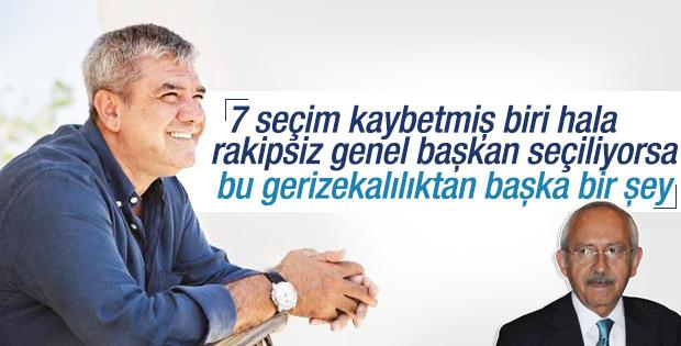 Yılmaz Özdil'den CHP'ye kurultay eleştirisi