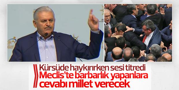 Başbakan Yıldırım'dan gündeme ilişkin açıklamalar