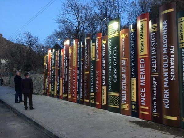 Çukurca Belediyesinden kitap okumaya teşvik