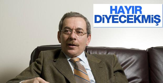 Abdüllatif Şener'den başkanlık sistemi hakkında yorum
