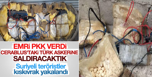 Suriyeli terörist: Saldırı emrini YPG ve PKK verdi