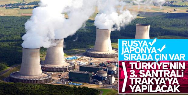 Türkiye'nin nükleer enerjide yeni ortağı Çin