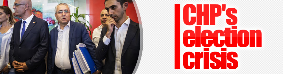 CHP's election crisis