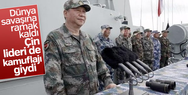 Çin lideri Xi Jinping'den ABD'ye gözdağı