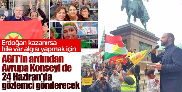 AKPM 24 Haziran için Türkiye'ye geliyor