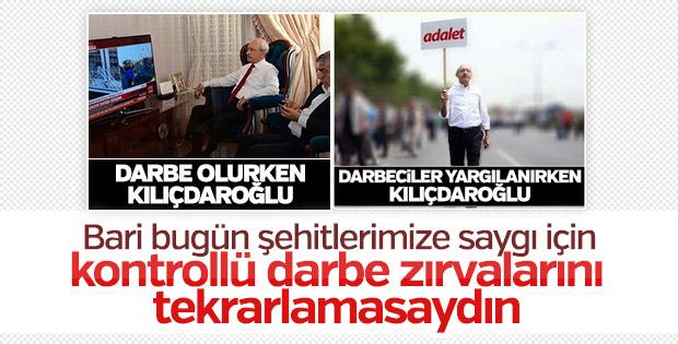 Kılıçdaroğlu TBMM 15 Temmuz özel oturumunda