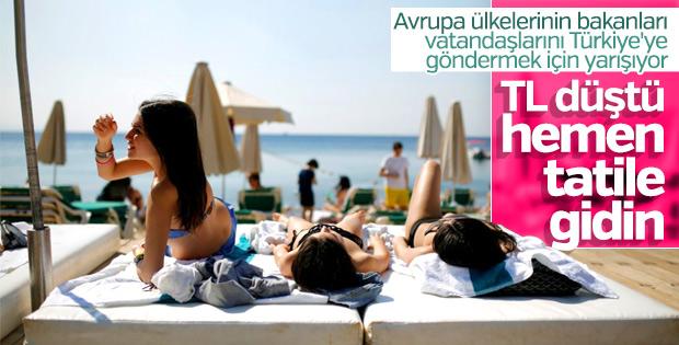 Alman turizmden sorumlu yetkili: Türkiye'ye gidin