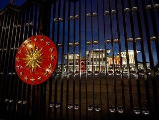 Danıştay'dan Cumhurbaşkanlığı arazisi hakkında karar