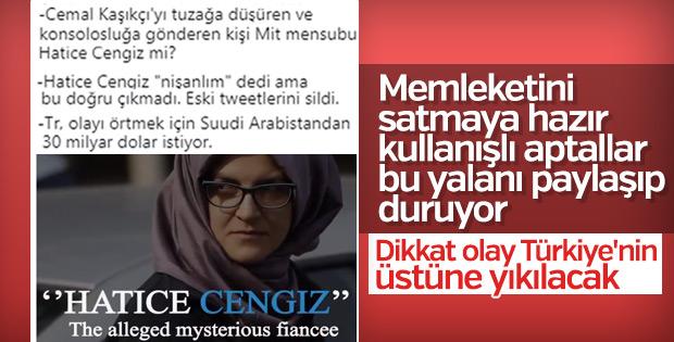 Kaşıkçı cinayeti Türkiye'ye yıkılmaya çalışılıyor