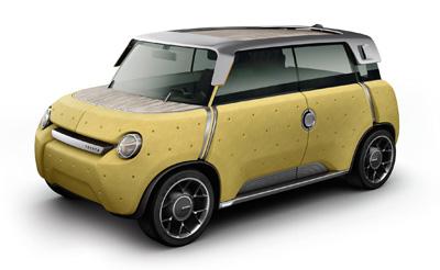 Toyota Me.We konsepti tasarım ödülüne aday