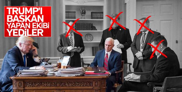 Trump'ın Oval Ofis'teki iktidarı sarsılıyor