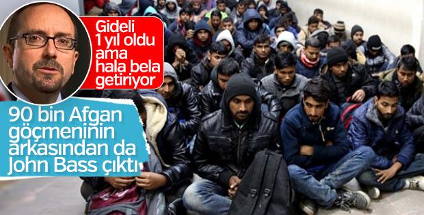 Afganistan'dan Türkiye'ye göç dalgasının sebebi: John Bass
