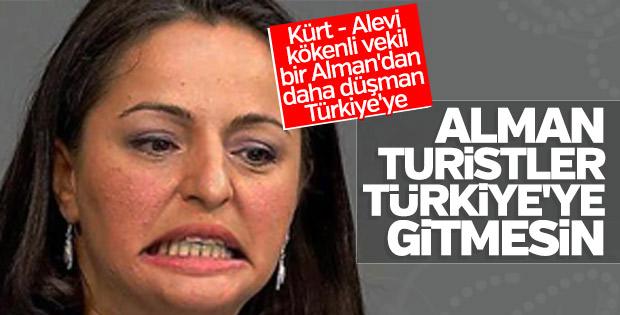 Sevim Dağdelen: Türkiye'ye seyahat uyarısı yapılmalı