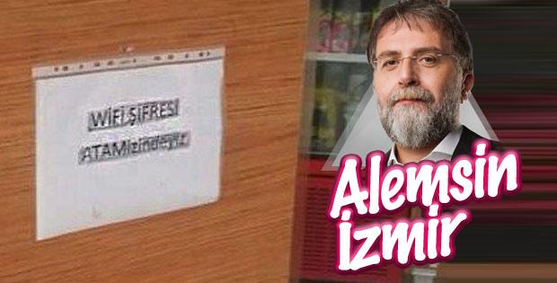 İzmir'deki Atatürkçü damar başka yerde yok