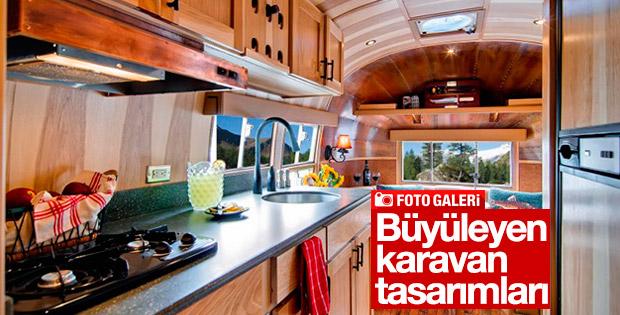En güzel karavan tasarımları