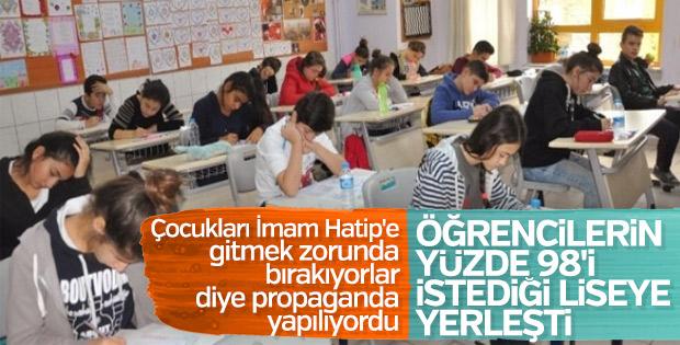 Ortaöğretim nakil sonuçları açıklandı