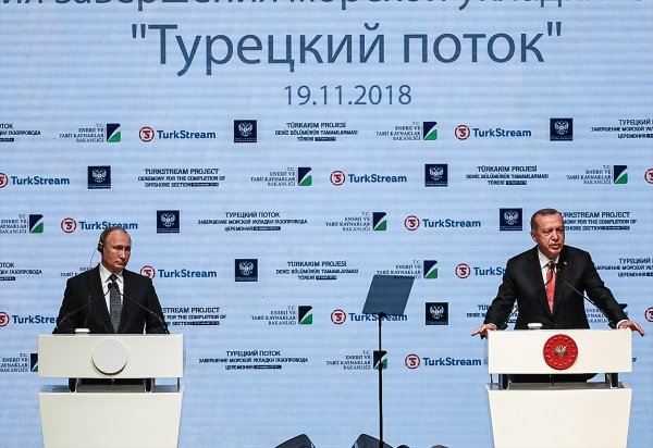Erdoğan: Rusya ile ticaret hacmi hedefi 100 milyar dolar